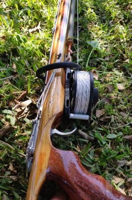 Arbalete roller in legno con aggiuntivo foto-35994