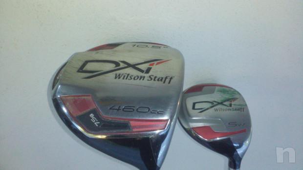 Set da Golf completo RH - Per giocatori Alti (ferri più lunghi) foto-36032