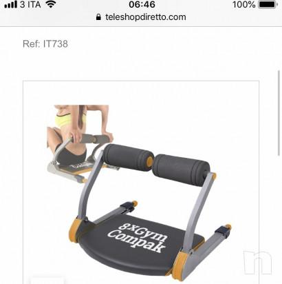 Vendo attrezzo fitness in ottime condizioni  foto-18704