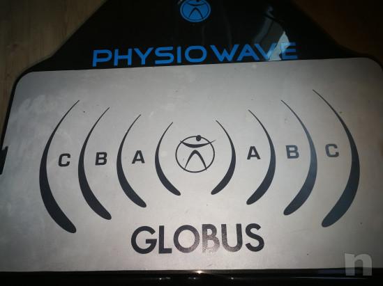 Pedana vibrante globus physiowave foto-36241