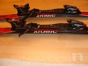 Sci Atomi Gs 9.21 Beta Race Power Chanel Carbon foto-36385