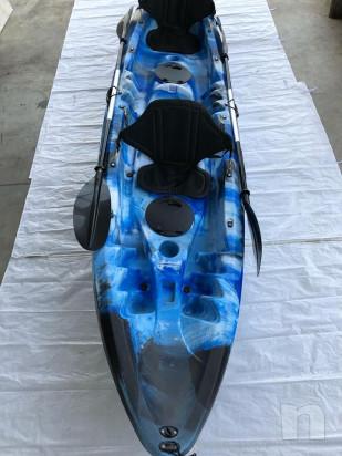 Kayak Sanblas twin tour 1-2-3 posti winter camo  foto-18841