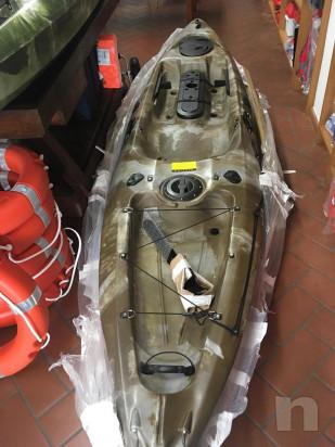 Canoa nuova sanblas 4 metri da pesca COMPLETA foto-36407