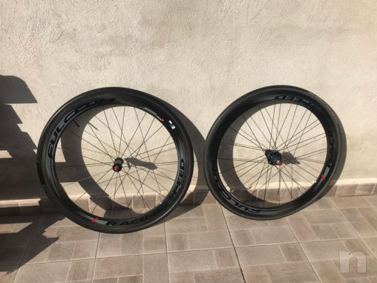 Ruote Fulcrum Racing speed 50mm, bici da corsa foto-18863