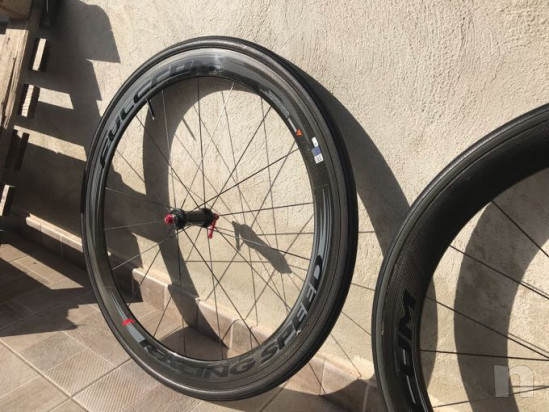 Ruote Fulcrum Racing speed 50mm, bici da corsa foto-36461