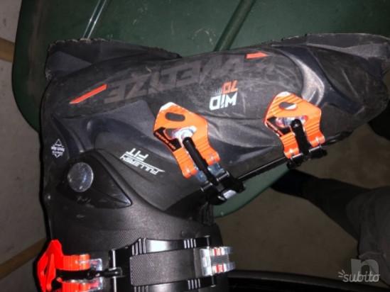 Sci Wedze 165cm, attacco regolabile e scarponi 42.5/43.5 usati due stagioni  foto-36470