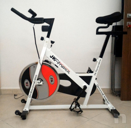 Spin Bike - Spinning - Cyclette foto-18874