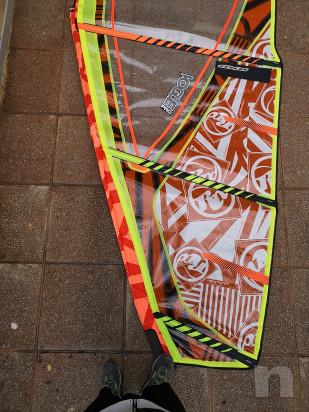 Vela windsurf rrd vogue 5m foto-36594