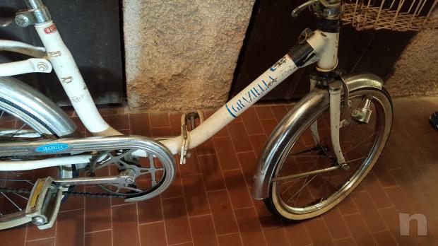 vendo bici d'epoca GRAZIELLA piegheghevole con freno contropedale foto-36616