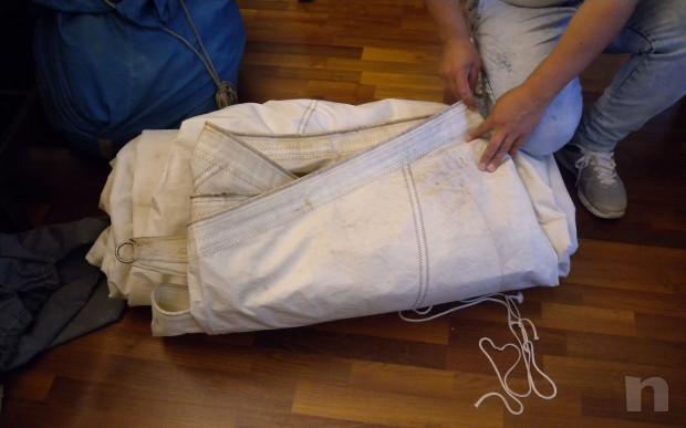 Fiocco genoa in dracon pesante 24mq foto-36651