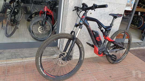 MTB a pedalata assistiita Lapierre overvolt am 500i ammortizzata foto-18950