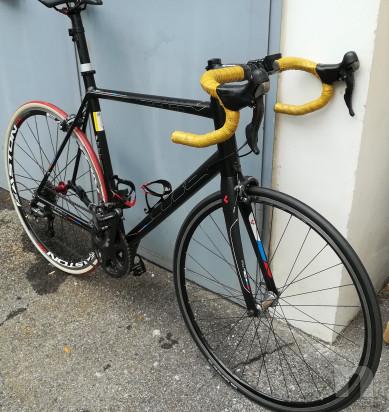 Bici da corsa in alluminio - Shimano Ultegra 9 rapporti foto-19004
