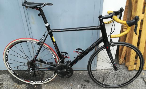 Bici da corsa in alluminio - Shimano Ultegra 9 rapporti foto-36780