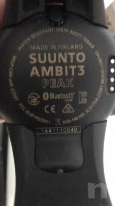 Suunto, Ambit3 Peak, Orologio, Unisex - Adulto foto-36787