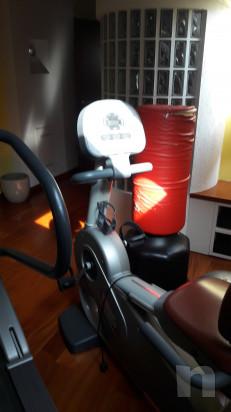 vendo cyclette perfetta mai usata di tecnogim foto-36797
