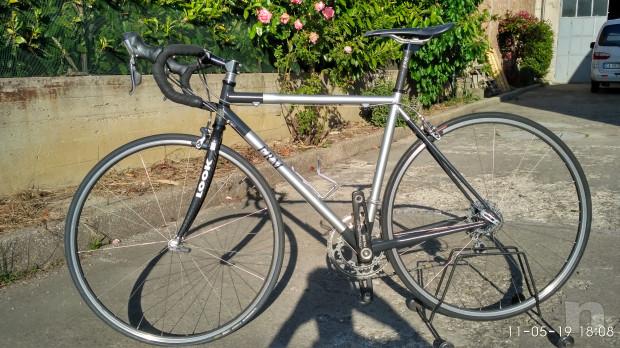Bici da corsa FRM Scandium TG. 51 (M) foto-36849
