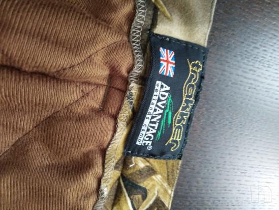 Pantaloni mimetici invernali Trakker foto-36955
