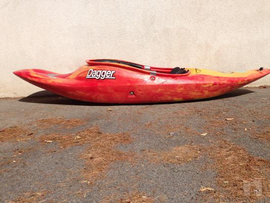 Kayak fluviale da gioco Dagger Id 6.9 foto-37101