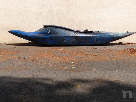 Kayak fluviale da gioco Dagger Id 6.9 foto-37103