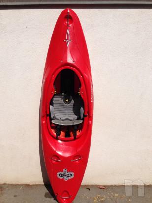 Kayak da torrente Dagger Mamba 7.5 foto-19145