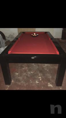 Tavolo/Biliardo professionale come nuovo con attrezzatura completa  foto-37111