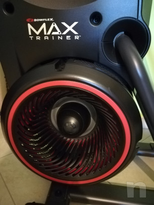 Vendo Ellittica Stepper Max Trainer M3  foto-37123