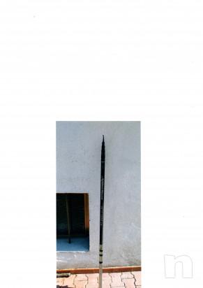 Canna teleregolabile 8 mt foto-19200