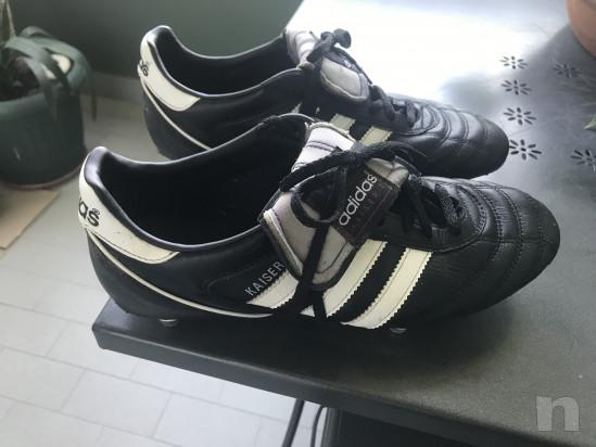 scarpe tacchetti ferro adidas