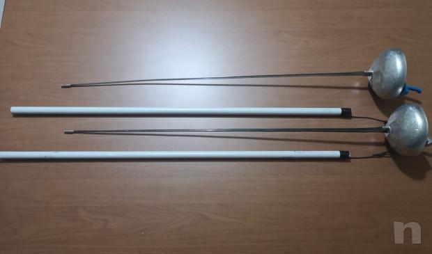 2 spade per mancino con lama da 85 cm foto-19337