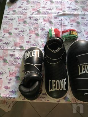Leone boxe kick-boxing  foto-37598