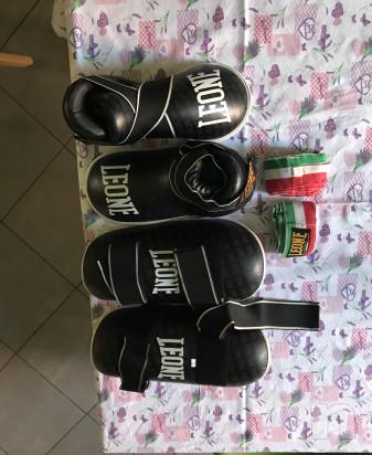 Leone boxe kick-boxing  foto-37595
