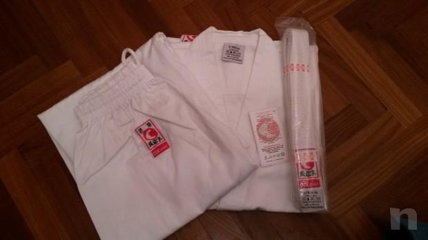 Karategi Cor Sport nuovi tg. varie foto-3285
