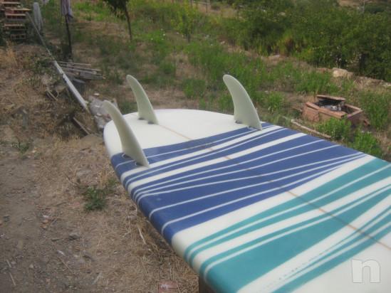 surfboard 5.5x21 1/2x2 3/8 nuovo foto-38093