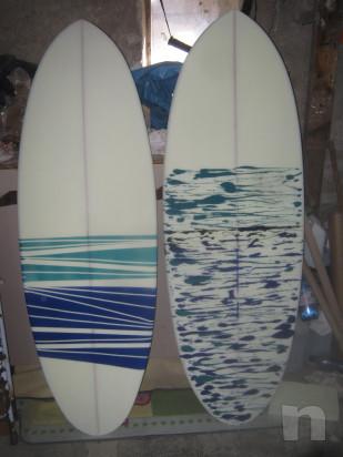 surfboard 5.5x21 1/2x2 3/8 nuovo foto-19606