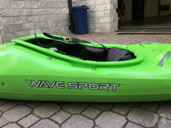 Kayak WaveSport Diesel 65 foto-38456