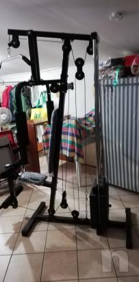 Attrezzo Allenamento Fitness Multifunzione foto-38480