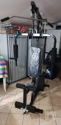 Attrezzo Allenamento Fitness Multifunzione foto-38477