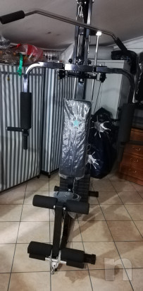 Attrezzo Allenamento Fitness Multifunzione foto-38478