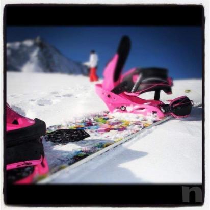 Tavola da snowboard donna foto-19797