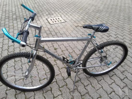 mountain bike telaio acciaio cromato da uomo foto-38586