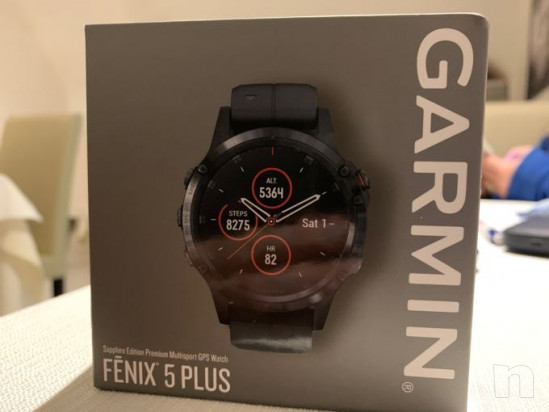 Garmin fenix 5 plus sapphire foto-38619