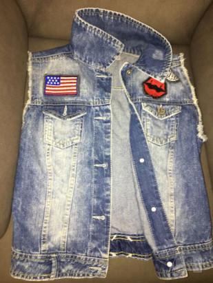 Giacca di jeans  foto-38667