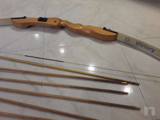 Arco in legno Victory e accessori foto-38720