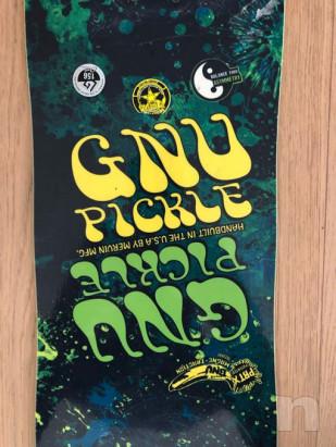 Tavola snowboard Gnu Pickle foto-38735