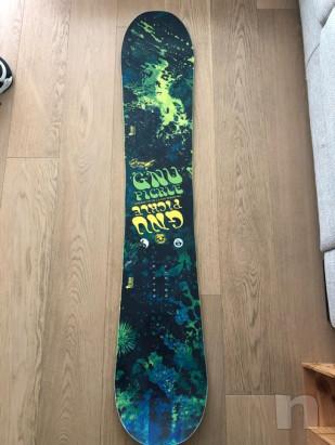 Tavola snowboard Gnu Pickle foto-19878
