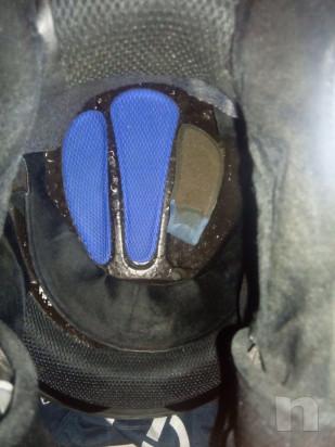 casco integrale moto schubert R1 colore nero foto-38804