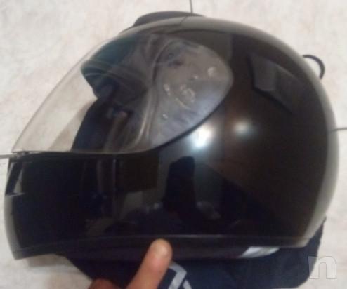 casco integrale moto schubert R1 colore nero foto-38802