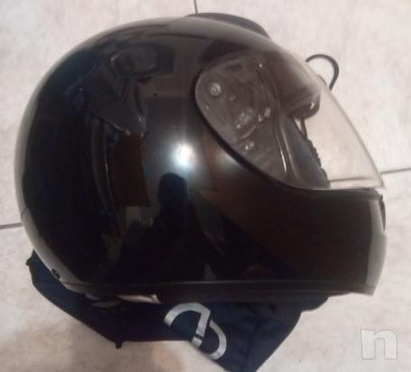 casco integrale moto schubert R1 colore nero foto-38801