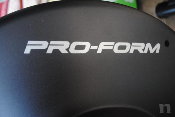 Ellittica Pro-form pieghevole foto-38956