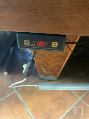 Vendo tavolo la goriziana riscaldato  foto-38961